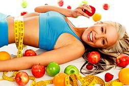 Коктейль Фрути Стикс для похудения наполняет организм витаминами