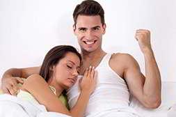 С фаллостоном у вас не будет осечек в постели