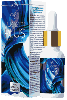 Сироп Lucem Plus