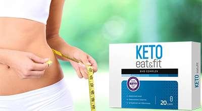 Препарат Keto Eat&Fit для похудения