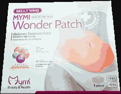Пластырь Wonder Patch мини версия