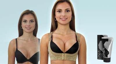 Крем Upsize для увеличения груди.
